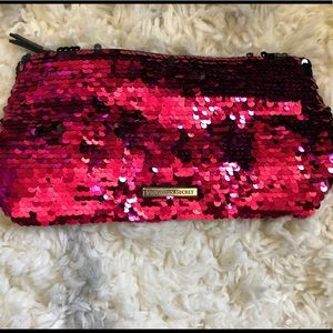 Victoria's Secret Sequin Pouch